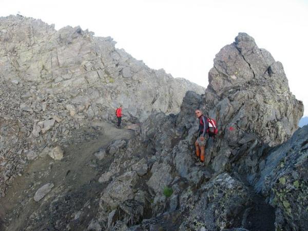 Accès au Mont Ténibre
