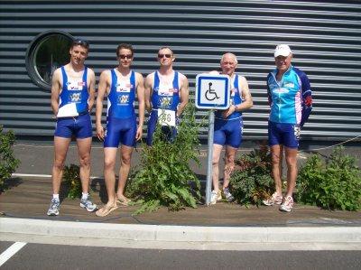 triathlon de Vichy 2009