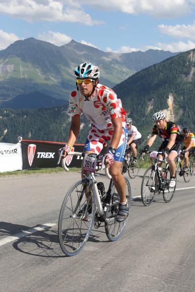 étape du tour 2012