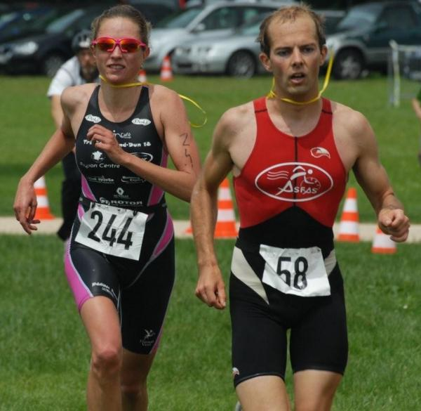 Triathlon de Bourges