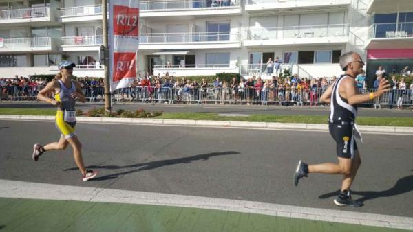 Anne Sophie J Triathlon La Baule