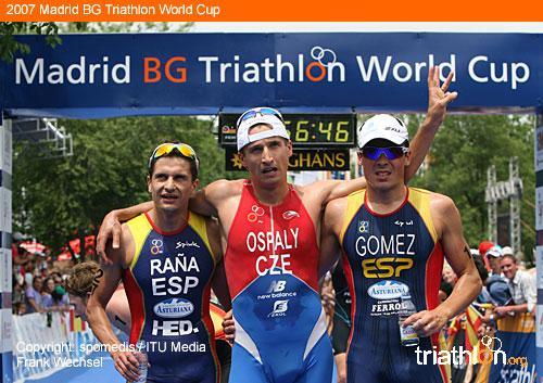 Madrid Triathlon World Cup