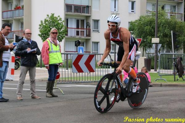 Triathlon du Mans 2014