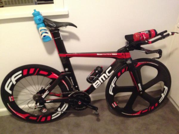 Vélo prêt pour Mebourne