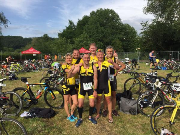 So Houilles Triathlon Pont Audemer