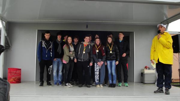 UNSS académique de Triathlon 2012