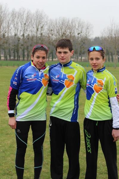 Champions régionaux duathlon 2013