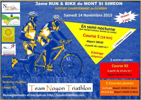 Run & bike noyon 14/11/2015 1447324584