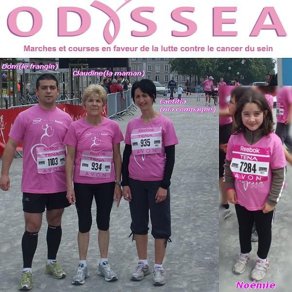 Odyssea en famille....