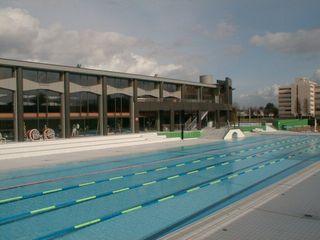 Mont saint aignan piscine for Buthier piscine
