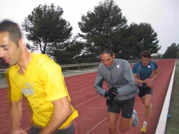 séance de 600 m 24 mars 2006 Boulouris