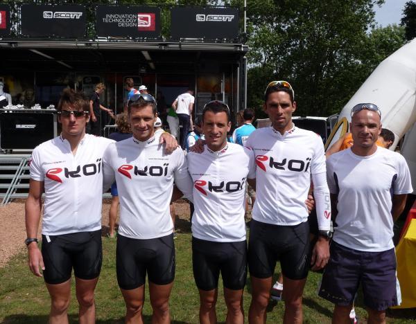 team ekoi iron tour 2009.jpg