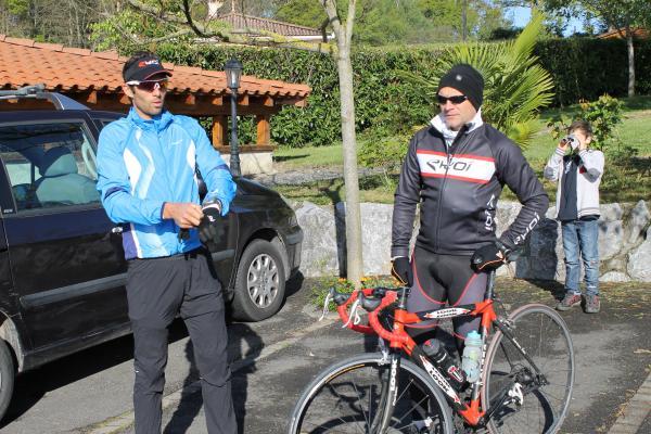 depart pour une séance de semi marathon avec vincent Tortay.JPG