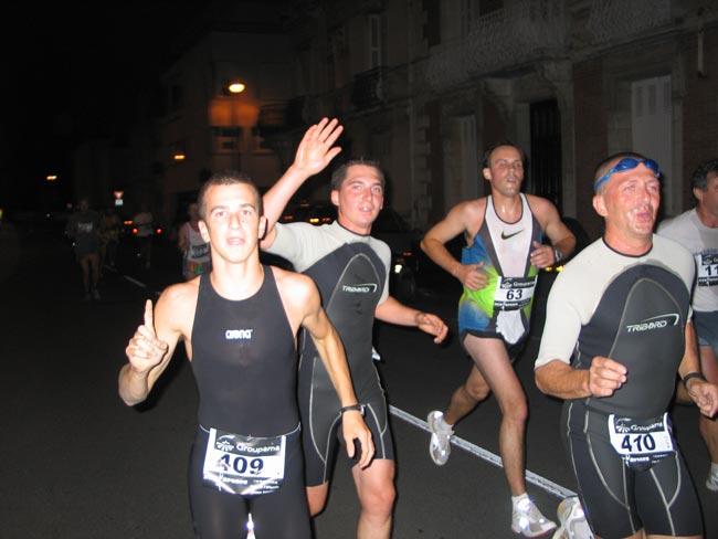 Corrida de chinon 2004