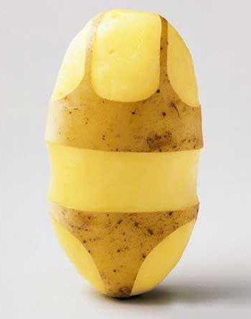 Madame pomme de terre