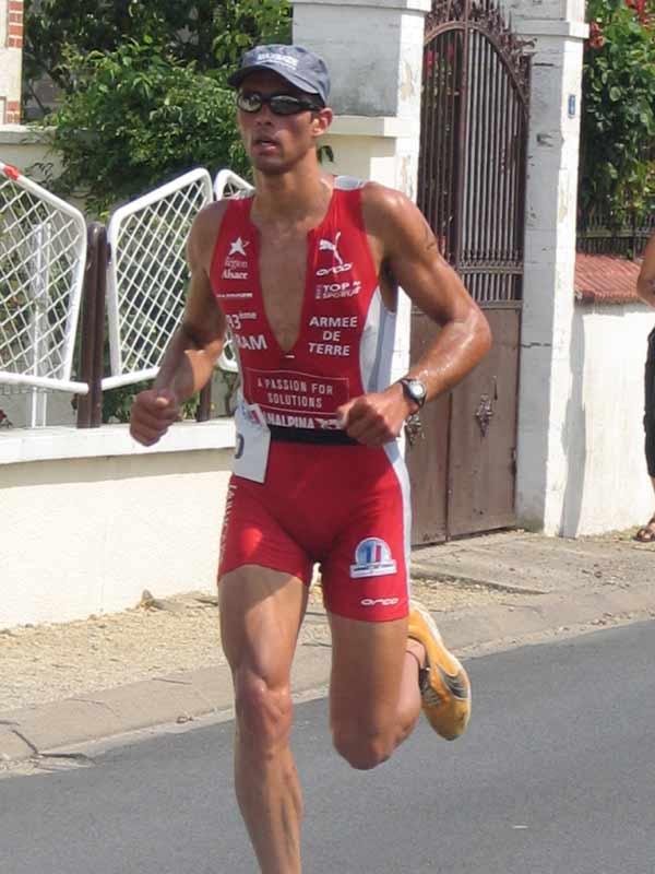 Nouatre course à pied 2005