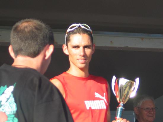 podium 10km La Turballe 2004