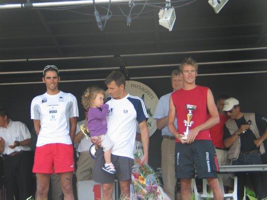 Podium La ferté Bernard 2004 !!