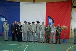 championnat de france mimitaire 2009 à Chalons (51)
