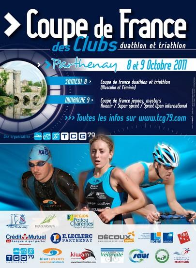 Coupe de France Duathlon 2011