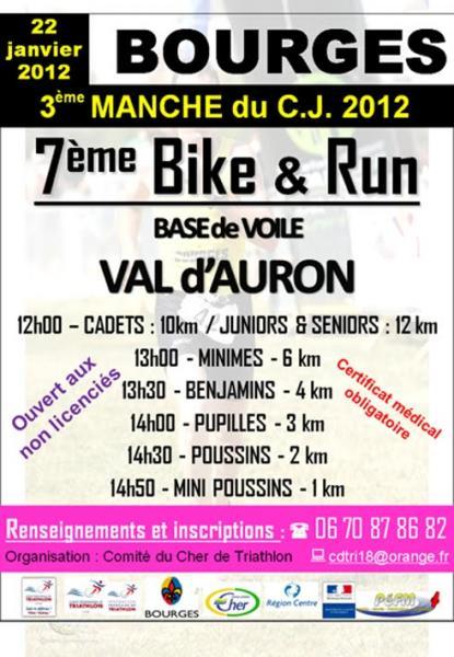 3ème étape du challenge jeune à Bourges (18)