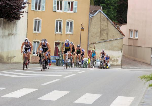 Yann, Jean luc et Nono dans le Groupe vélo