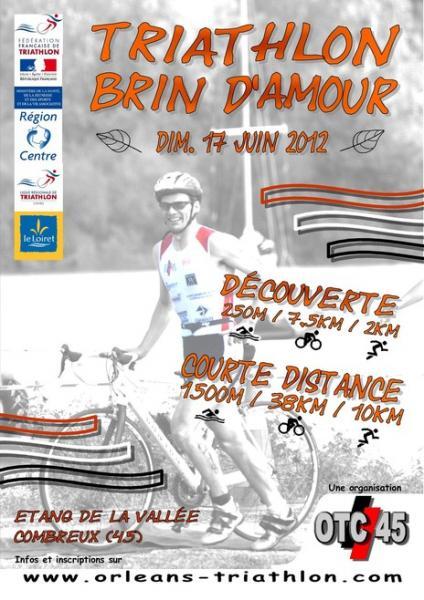 Triathlon BRIN D'AMOUR
