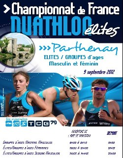 Championnat de France Duathlon 2012