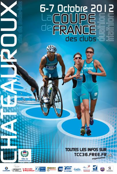Coupe de France des clubs de Duathlon 2012