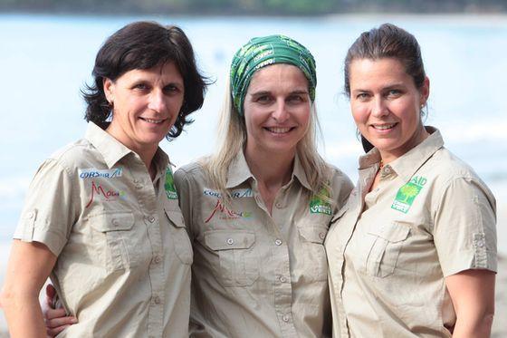 FAB HOULEUSES AMAZONES ( Anne à gauche)