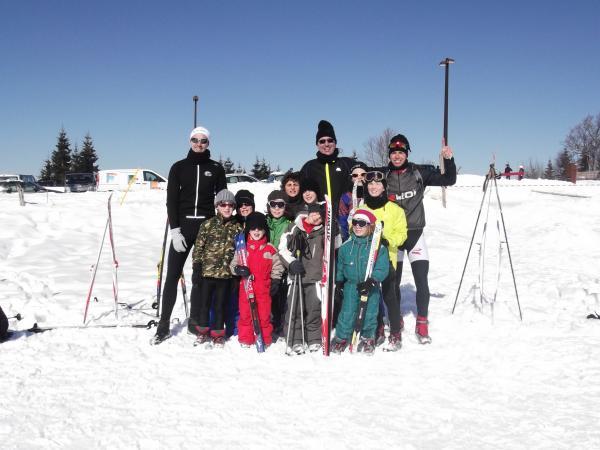 Ski de Fond Altitude 1200M