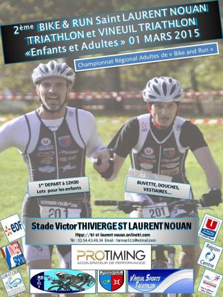 Bike and Run STLN 2015