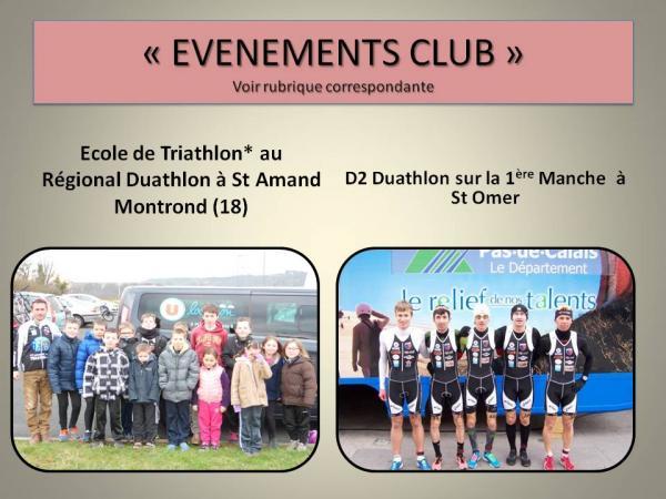 Evenements Club