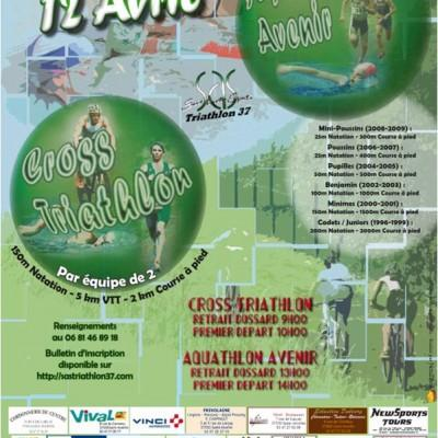 Aquathlon Avenir SAS Triathlon 37