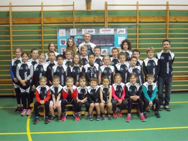Ecole de Triathlon* 2015/2016