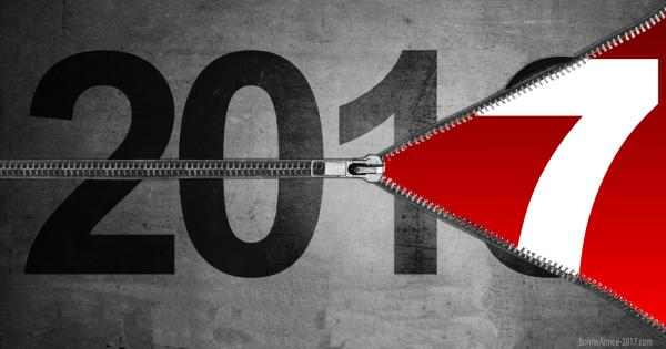 """""""Bonne année 2017"""""""