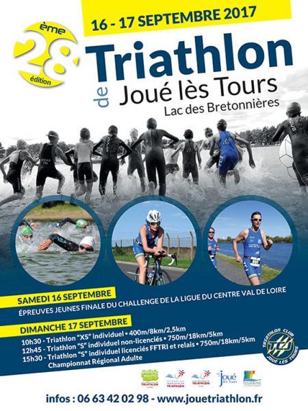Finale du Challenge Jeunes Ligue Centre de Triathlon