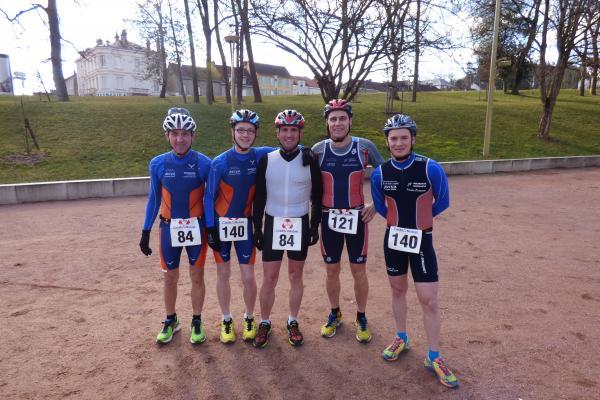 Bike and Run Creusot 2015