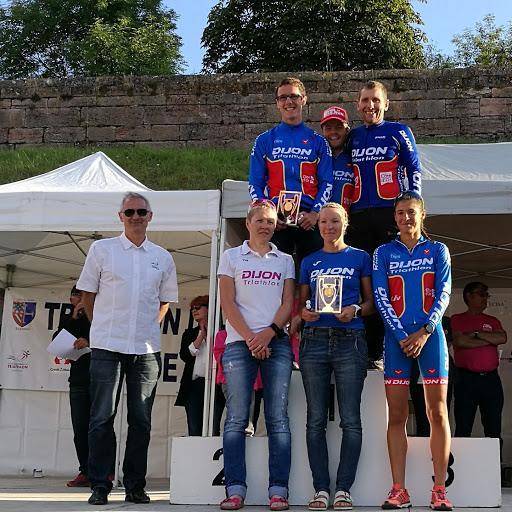 Une belle moisson pour Dijon triathlon
