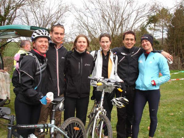 Trek Tours Endurance - 3 Teams