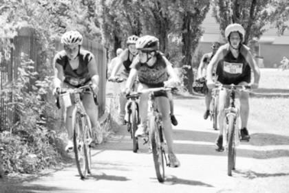 Dervallières 2009 vélo