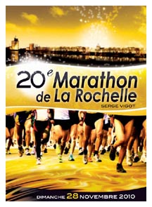 Marathon La Rochelle 2010
