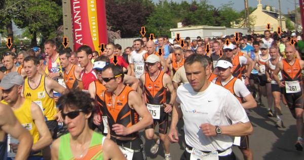10km de Nantes 2011