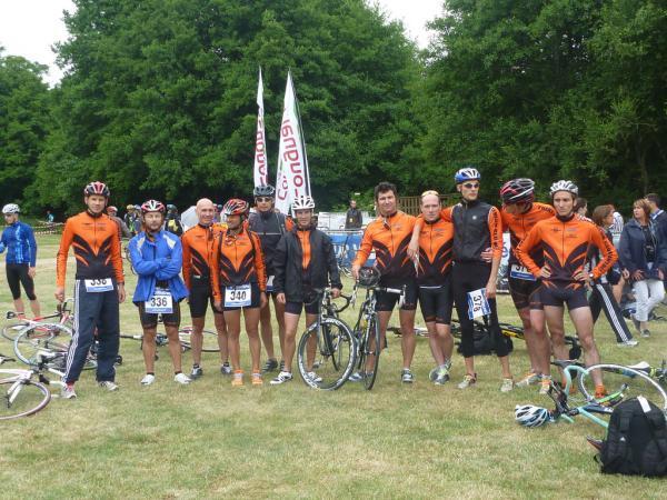 TCN au triathlon de Poiré sur Vie