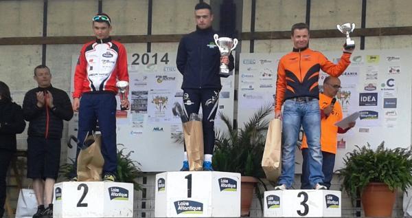 Un podium et une 3ème place sur le XS pour S. Papin