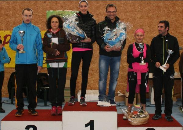 Cécile BLOT, victorieuse du trail de 32km