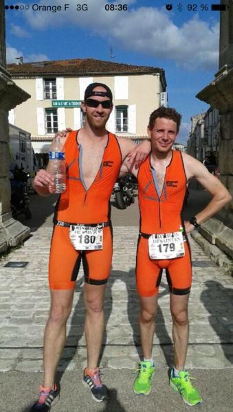 Fabien GIRARD et Arnaud DUPUIS