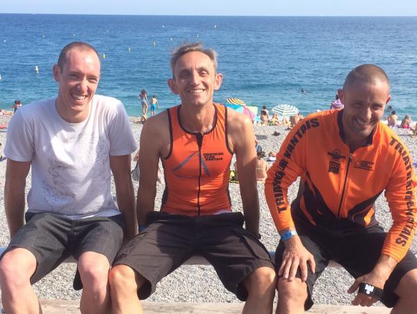 IM - Nice - Le trio gagnant de 2015 !