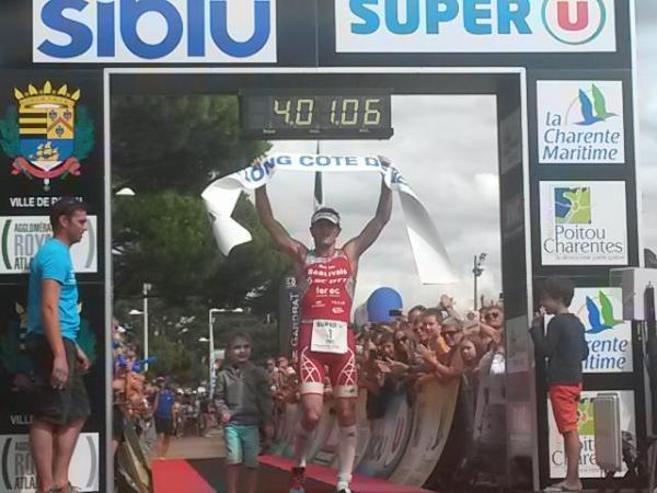Cyril VIENNOT, vainqueur de l'édition 2015