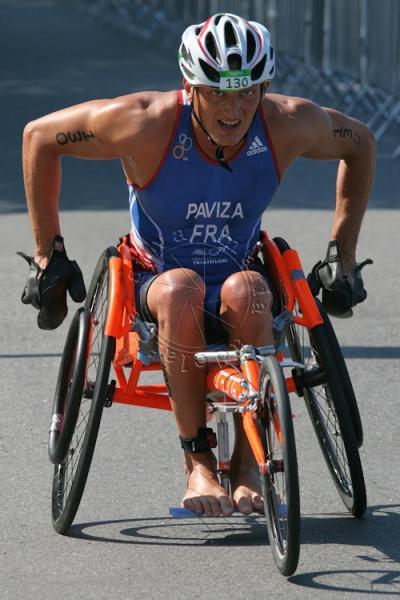 Alexandre Coupe du monde Rio 2015